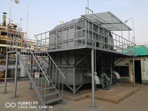 某化工厂RTO废气处理